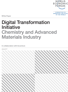 Digital Transformation Initiative - Chemistry and Advanced Materials Industry