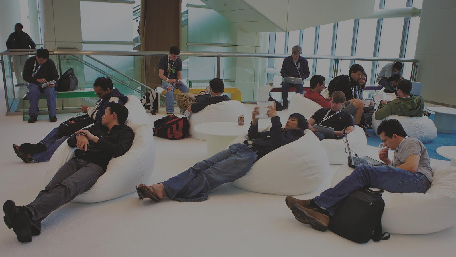 California Dreaming Corporate Culture In Silicon Valley
