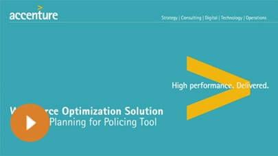 Accenture Workforce Optimization Tool