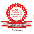 LATINA Style 50, marking six years on the LS50 (2008 & 2013-2017), including Company of the Year in 2014