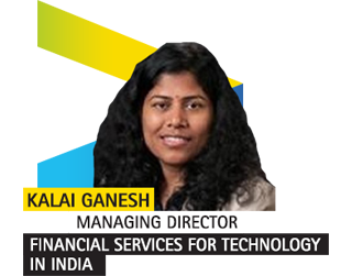 Kalai Ganesh, Managing Director – Financial Services for Technology in India