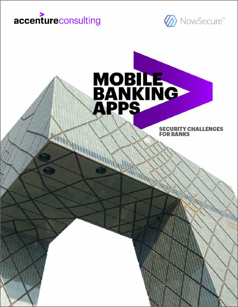 Mobile Banking Apps: Security Challenges for Banks. This opens a new window.