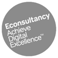 Econsultancy Achieve Digital Excellence. This opens a new window.
