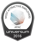 Universum's Most Attractive Employers (APAC)