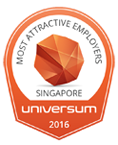 Universum's Singapore's Most Attractive Employers