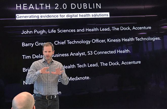 Introducing the World to the 2017/18 Accenture HealthTech Innovation Challenge at Health 2.0 Europe