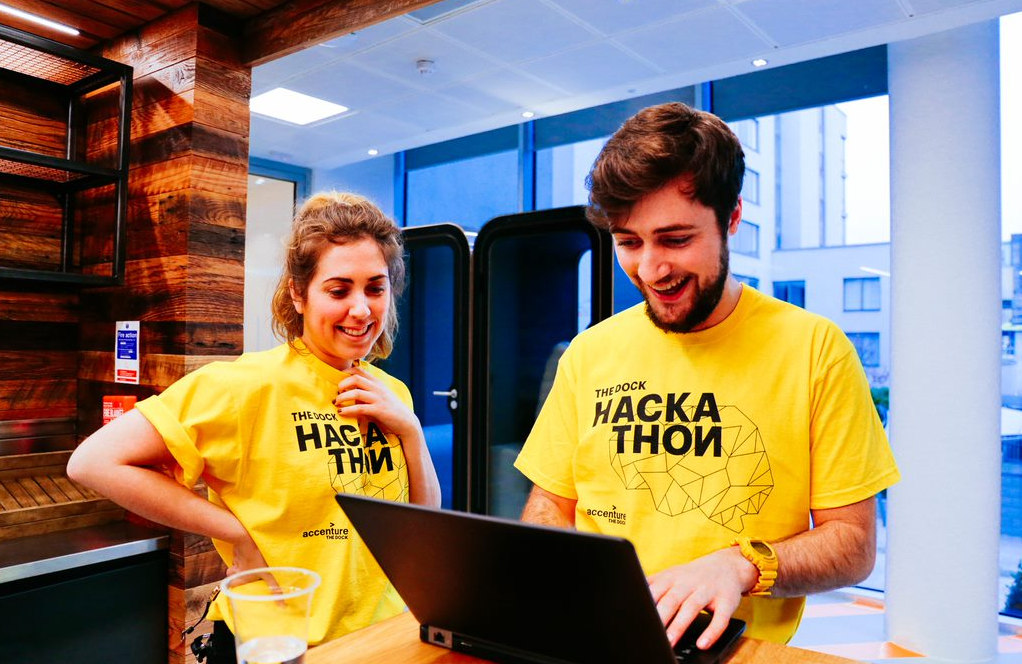 16 Intense Hours of Innovation, Experimentation and Prototyping: The Dock's First Hackathon