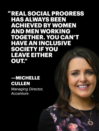 Gender Equality Women Empowerment Quotes Accenture