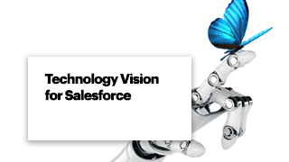 Technology Vision for Salesforce
