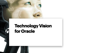 Technology Vision for Oracle