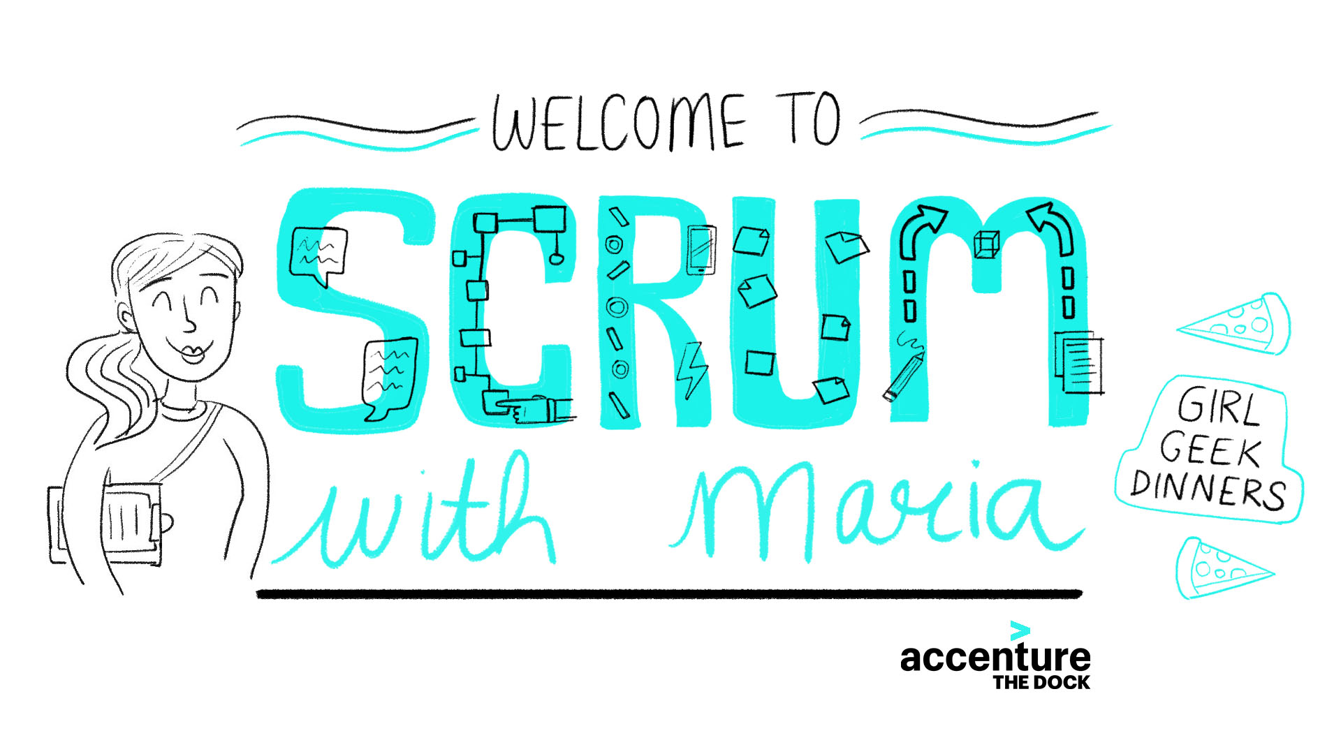 Welcome to Scrum with Maria
