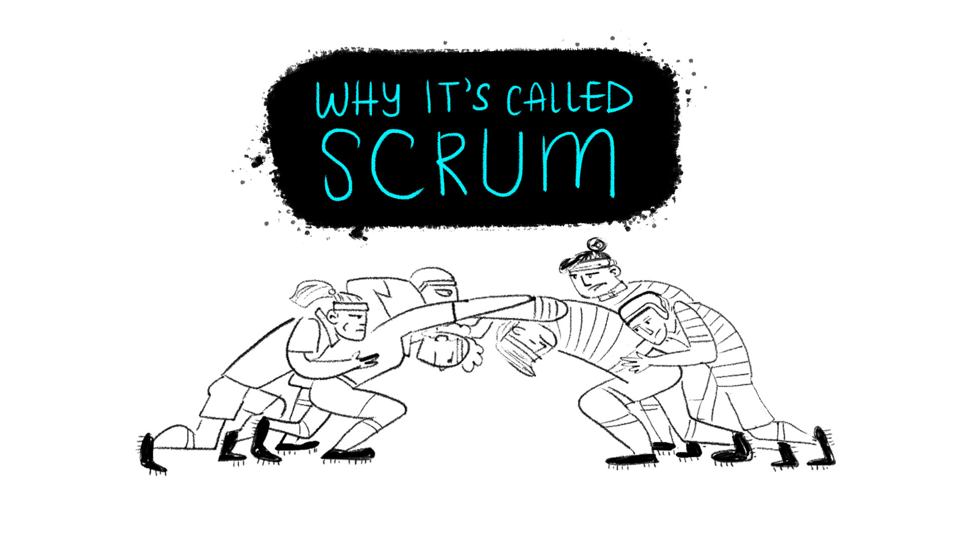 Why it's called scrum