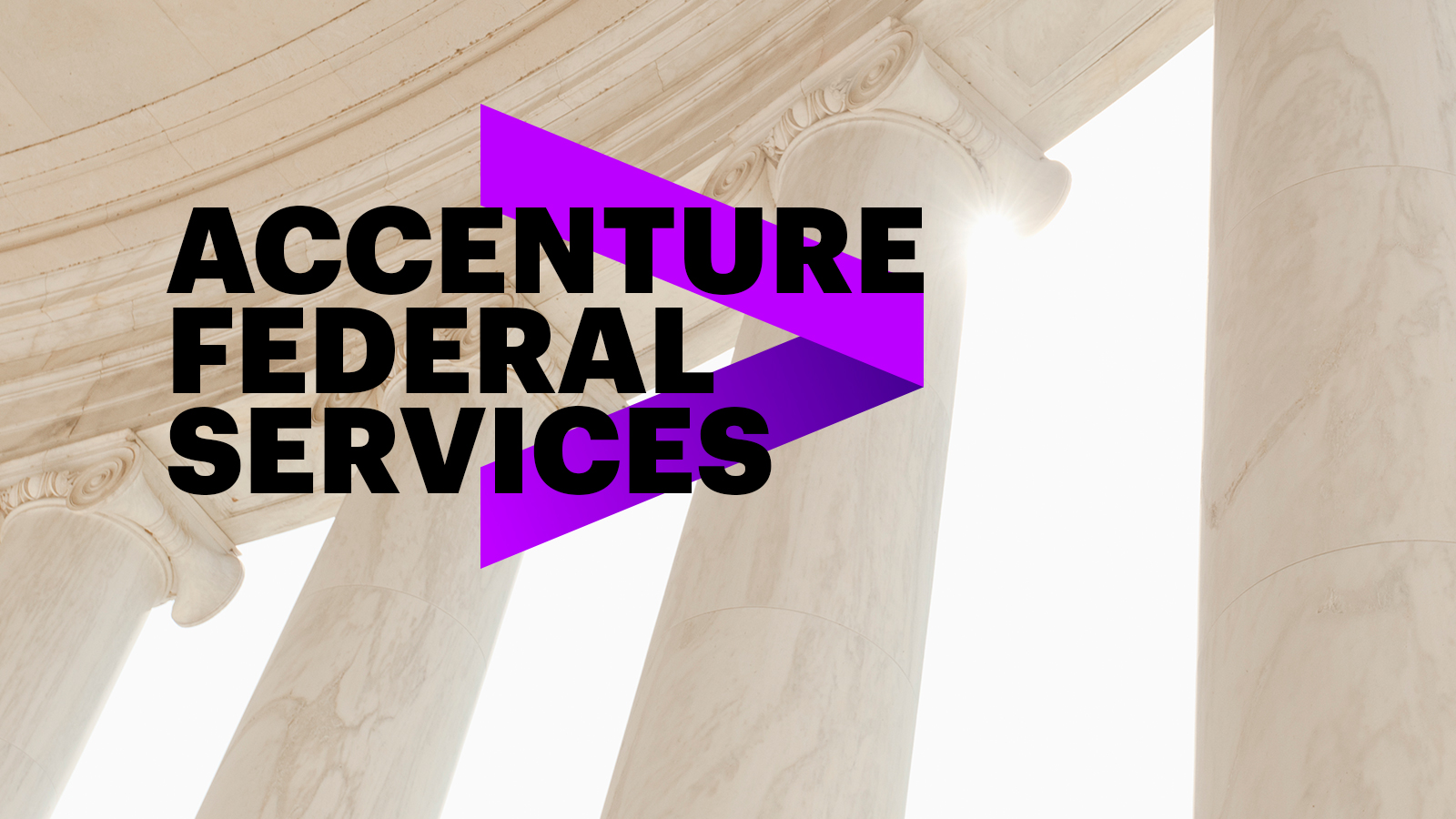 Accenture Federal Services Federal Career