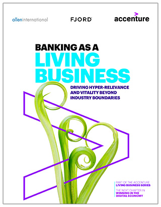 Click here to download the full article. Banking as a Living Business. This opens a new window.