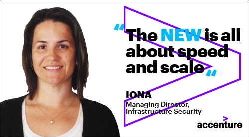 The NEW is all about speed and scale - Iona