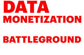 Data monetization will be the new battleground for insurers