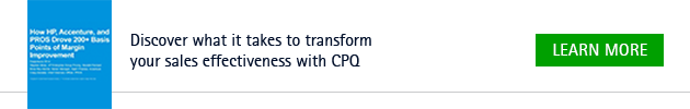Discover what it takes to transform your sales effectiveness with CPQ. This opens a new window.