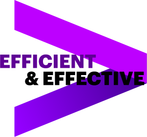 EFFICIENT & EFFECTIVE