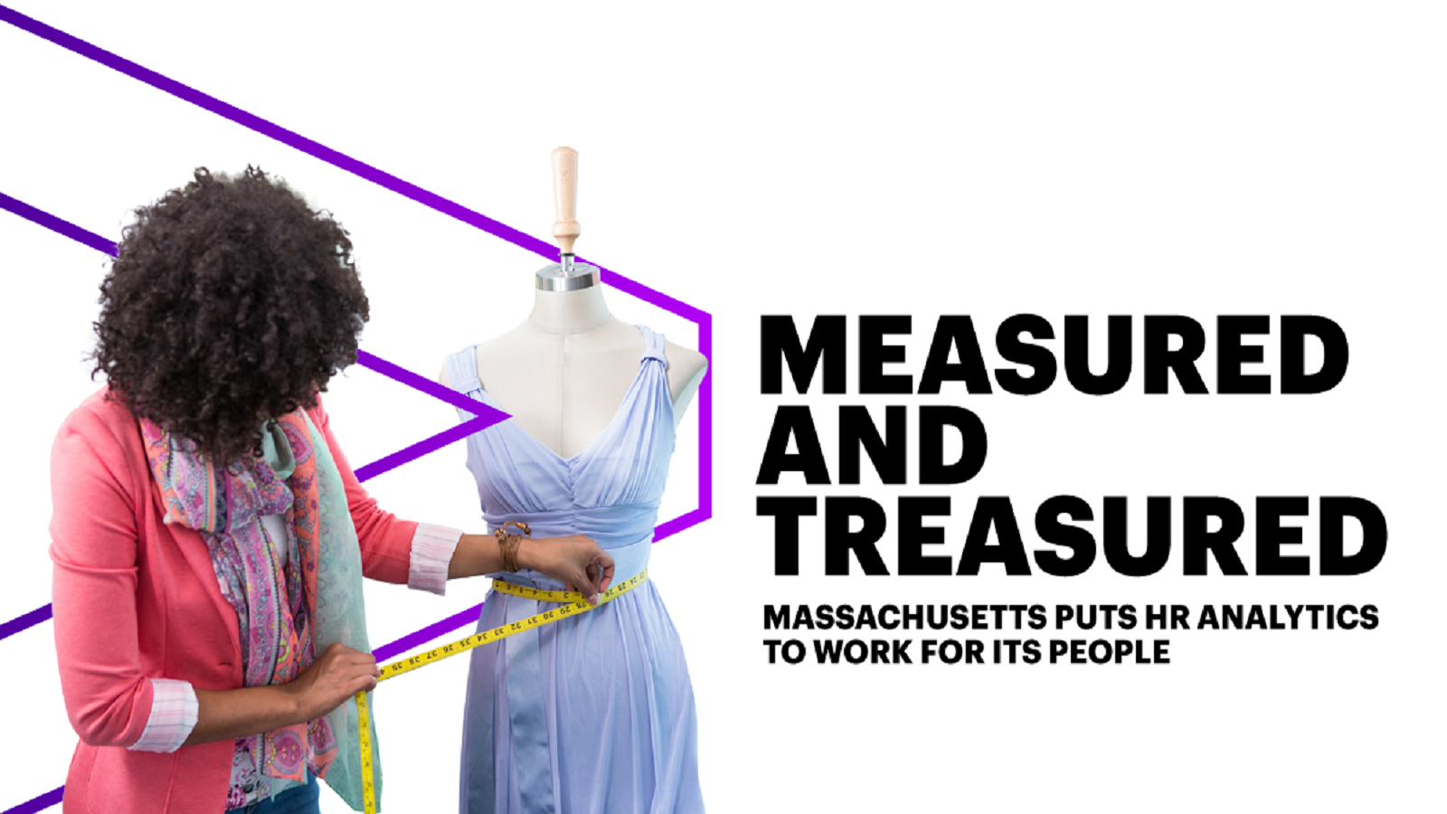 Measured and treasured: Massachusetts puts HR analytics to work for its people