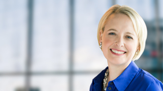 The Huffington Post: Going against the flow: Julie Sweet, Chief Executive Officer – North America