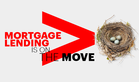 Click here to download the full article. Mortgage lending is on the move. This opens a new window.
