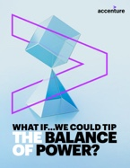 We could tip the balance of power?