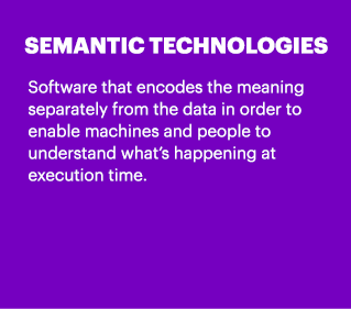 Semantic Technologies