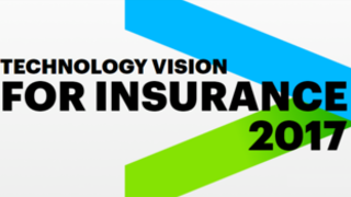 Technology Vision for Insurance 2017