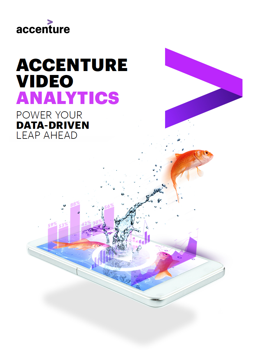 Accenture Video Analytics. This opens a new window.