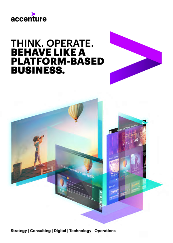 Think. Operate. Behave like a Platform-Based Business. This opens a new window.