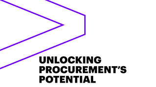 Unlocking procurement's potential: Why a new approach to people, process and technology gets results