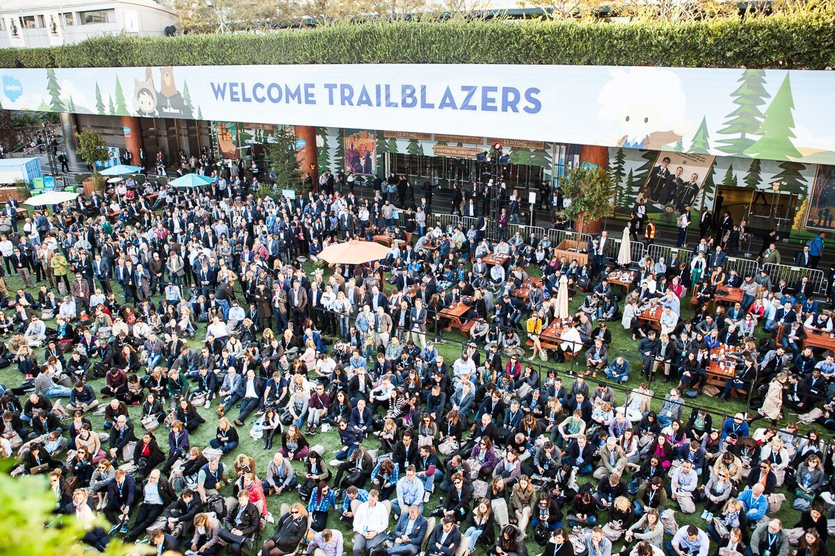 The Dreamforce 2017 wrap, part 1