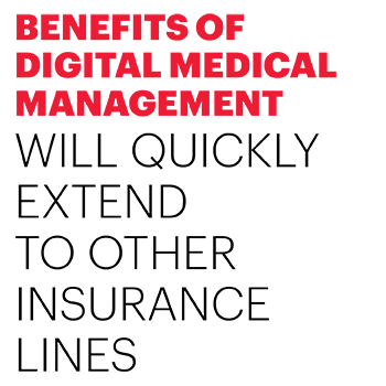 Benefits of digital medical managment