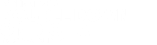 Double down on digital trust & security