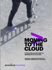 Moving to the cloud: A cloud based strategy for banking firms in Europe