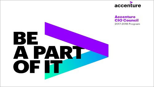 Click here to download the full article. Accenture CIO Council 2017-2018 Program. This opens a new window.