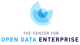 The center for open data enterprise