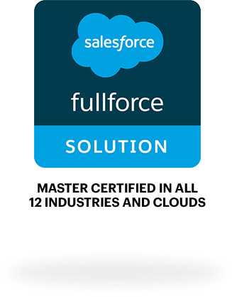 Salesforce fullforce certified solutions & industry expertise