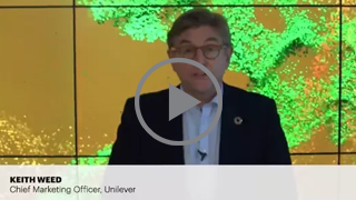 WEF 18 | Accenture: Keith Weed—100 Days