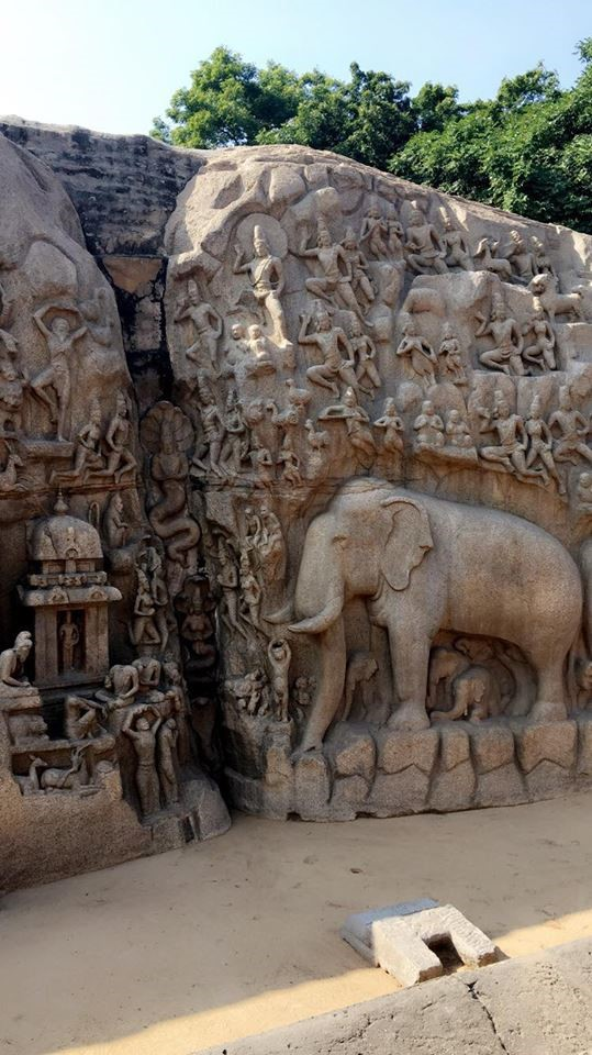 One of the most famous examples of Indian art and architecture