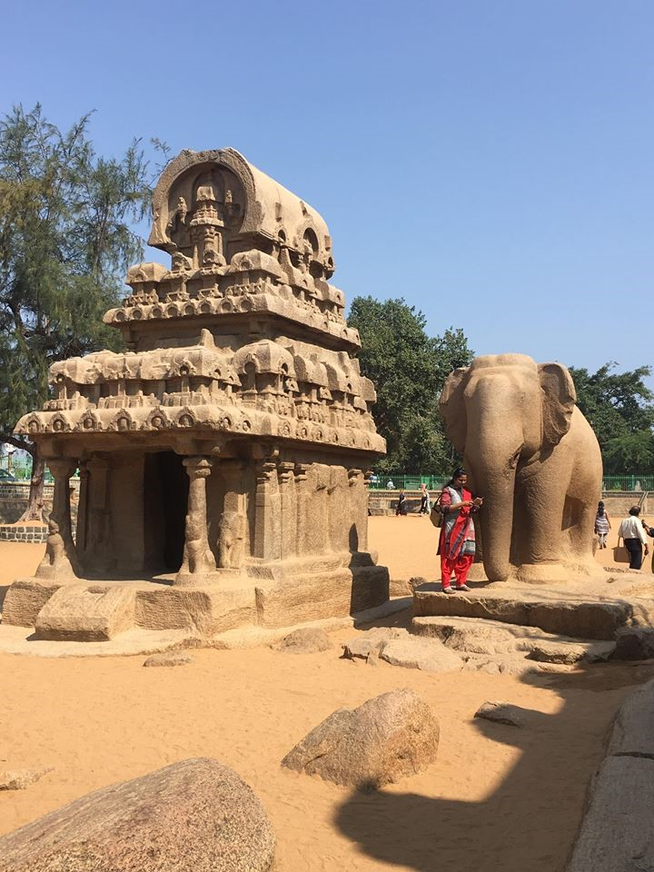 City of Mahabalipuram