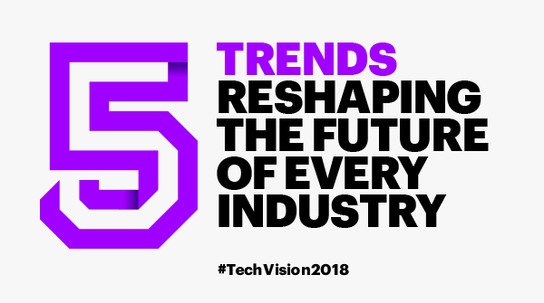 Five Tech Trends