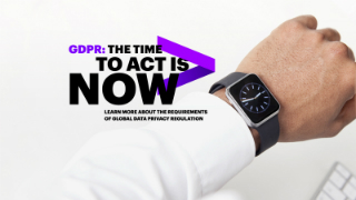 GDPR: The time to act is now