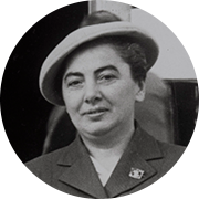 Dr. Pearl Dunlevy (1909 – 2002)