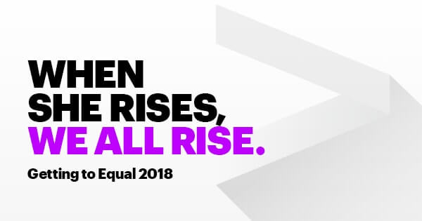 gender pay gap workplace equality 2018 accenture