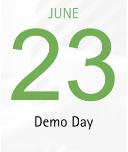 JUNE 23 Demo Day