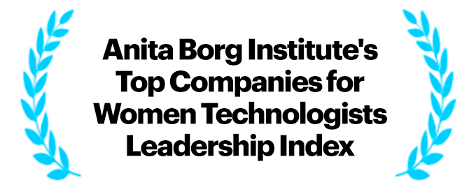 Anita Borg Institute's Award