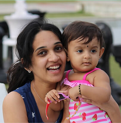 RAMYA'S NEW MOM SURVIVAL GUIDE