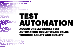 SAP Test Automation Enables Digitization of Its ERP | Accenture