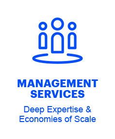 Management Services: Deep Expertise & Economies of Scale